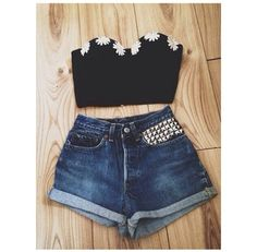Outfit, its cute.