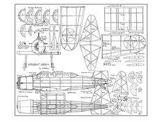 Vought SB2U-1 Vindicator - plan thumbnail