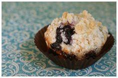 Grandma Renelt's Blueberry Muffins