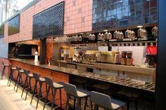 Central Bar by Ricard Camarena Central Bar, Spaces, Restaurants, Ricard