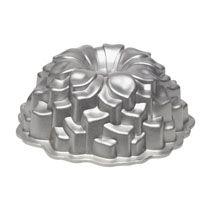 Nordic Ware Tulbandvorm Blossom  - aluminium 27cm