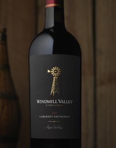 CF Napa Brand Design - Windmill Valley Vineyards - CF Napa
