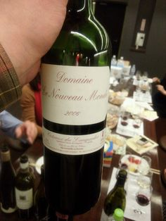 Languedoc-Roussillon red wine 3th