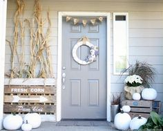 Fall Front Porch Ins