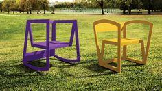 Cadeira feita com PET ,de designers brasileiros, é uma das finalistas de concurso em NY #ecodesign