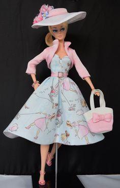 Springtime fashion - Sold on Etsy
