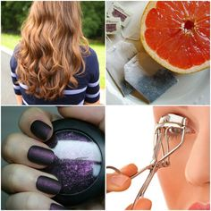 25 beauty tricks that will blow your mind. There are some really good ones in here to try.