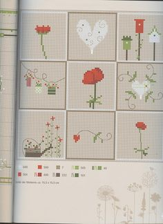 ru / Photo # 40 - Florals - Orlanda Source by donadg Small Cross Stitch, Cross Stitch Kitchen, Cross Stitch Heart, Cross Stitch Borders, Cross Stitch Flowers, Cross Stitch Designs, Cross Stitching, Cross Stitch Embroidery, Cross Stitch Patterns