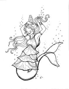 Original Coloring Pages For Kids And Grown Ups
