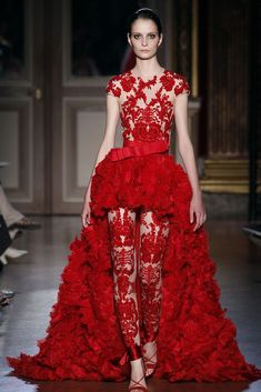 Théa Fashion & Co: fashion week f/w 11/12. Zuhair Murad