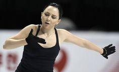 Elizaveta Tuktamysheva(Russia) Plactice : World Figure Skating Championships 2013 in London(CANADA)
