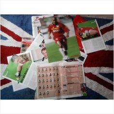 Bayer Leverkusen Ze Roberto Football Poster and Various Stuff