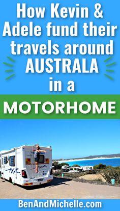 We asked Kevin Australia Living, Australia Travel, Us Travel, Family Travel, Time Travel, Motorhome Travels, Fraser Island, Living On The Road, Bus Life