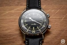Comparative Review - 3 affordable & vintage-inspired dive watches - Longines Legend Diver - 2