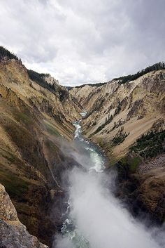 Grand Canyon of the Yellowstone | Flickr - Photo Sharing!