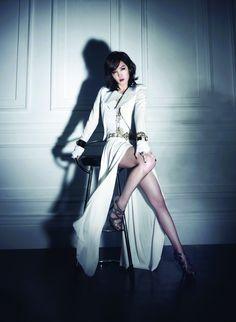 4Minute's Jiyoon's Volume up album jacket photo
