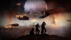 Destiny 2 Osiris DLC Will Reportedly Add Mercury Patrol Zone