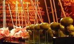 A Fuego Negro, San Sebastian pintxos - recommended by Guardian. Also do a tasting menu