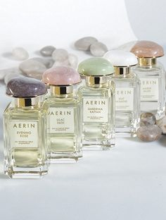 Aerin Lauder Perfume Collection ~ New Fragrances