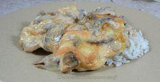 Blancs de poulet au Munster | Une cuisine pour Voozenoo Munster, Coule, Shrimp, Menu, Food, Poultry, Chicken Breasts, Love Birds, Dish