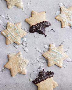 Thanksgivukkah Day 2: Simple Cardamom Cookies from Jamie Geller of The Joy of Kosher!