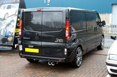 renault trafic rs sport