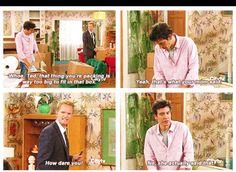 Oh Barney... XD