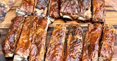 Recipe developer, author and photographer at Carve Your Craving.Quick, easy & mostly healthy. Vegan and vegetarian eats and bakes. Boneless Beef Ribs, Bbq Beef Ribs, Lamb Ribs, Smoked Beef Brisket, Smoked Ribs, Pork Rib Recipes, Chicken Tender Recipes, Baby Ribs Recipe, Country Pork Ribs