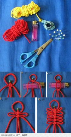 DIY Chain with Eyelets DIY Projects | UsefulDIY.com na Stylowi.pl