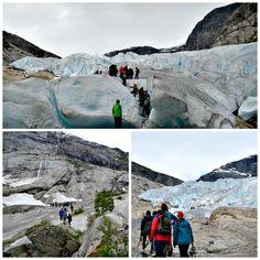 Norway Travel Must-Do: Blue Ice Glacier Hike at Nigardsbreen Glacier