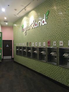 Yogurtland East Hollywood, CA