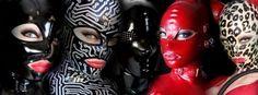 Rubber 55 Prize Deadpool, Latex, Erotic, Halloween Face Makeup, Superhero, 21st Birthday, Festivals, Fictional Characters, Awards