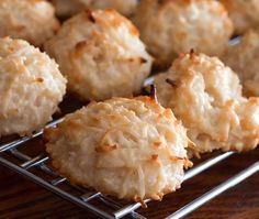 Cherry Coconut Macaroons - Diabetic approved Sugar substitute needed only 4 grams of carbs