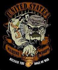 #United_States_Marine_Corps  Release the dogs of war