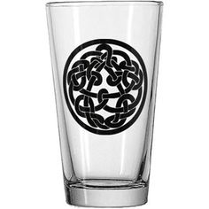 King Crimson Knot Pint Glass