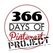366 Days of Pinterest Project - Are you in?