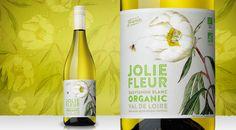 Jolie Fleur — The Dieline