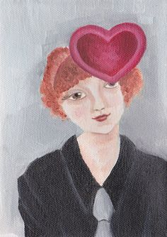 Lady Evelyn by TheLadyAgnesShoppe on Etsy, $25.00