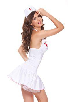 7eec41177a5 Sexy Caretaker Cutie Costume Sexy Nurse