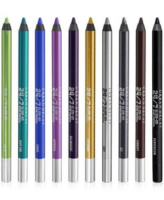 Creamy, forever-lasting, award-winning and waterproof, 24/7 pencils delight you…