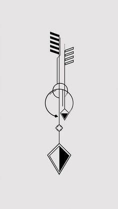 the best ideas for your next or your first tattoo. Please don& forget . - the best ideas for your next or your first tattoo. Please don& forget … – – - Mini Tattoos, Body Art Tattoos, Small Tattoos, Tattoos For Guys, Easy Drawings, Tattoo Drawings, Geometric Tattoo Design, Small Geometric Tattoo, Geometric Arrow Tattoo