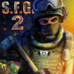 Special Forces Group 2 MOD APK 1.8 for Android. With pistols, shotguns, machine guns, rifles, sniper-rifles, submachine guns, bulletproof vest, maps...