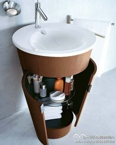 Smart sink design