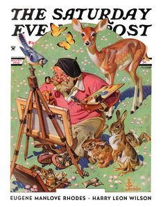 Leyendecker and The Saturday Evening Post. - Norman Rockwell Museum - The Home for American Illustration American Illustration, Illustration Art, Caricatures, Jc Leyendecker, Norman Rockwell Art, Saturday Evening Post, Vintage Magazines, Mail Art, Belle Photo