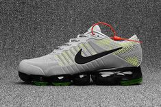 newest 2601a 01c67 New Nike Air Max 2018 KPU Gray Black Men Shoes Nike Tn, Nike Air Vapormax