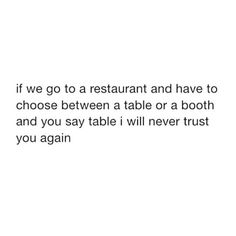 So me! Haha and we see it all the time at the restaurant