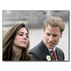 Shop Prince William & Kate Middleton Postcard created by picturestation. Looks Kate Middleton, Middleton Family, Kate Middleton Prince William, Kate Middleton Photos, Pippa Middleton, Prince William Family, Prince William And Catherine, William Kate, Prince William Hair