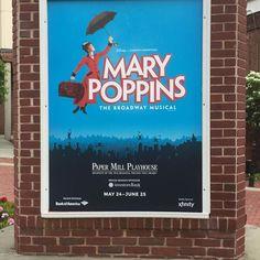#marypoppins #papermillplayhouse