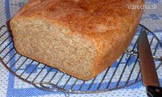 Rascový celozrný chlieb (fotorecept)