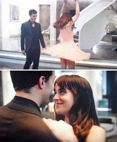 Now I want to watch these scenes! fifty shades of Grey # Trailer 2 - Rooms - 50 Shades of Grey ♥ Official News